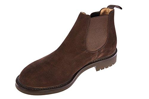 Churchs Wildleder Stiefeletten Boots Herren McCarthy Braun
