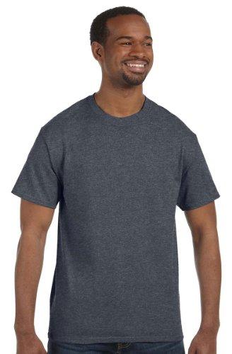 Hanes 6.1 oz. Tagless® T-Shirt S CHARCOAL (Steel Heather)