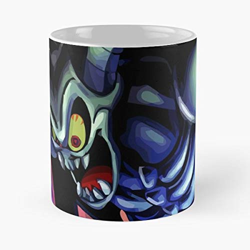 Yu Gi Oh Yugioh Blue Eyes - Ceramic Novelty Cup Best Gift For Father Day