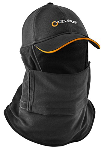 Celsius 3-in-1 All-Weather CEL-AWCAP Insulated Cap Water Resistant/One Size ()