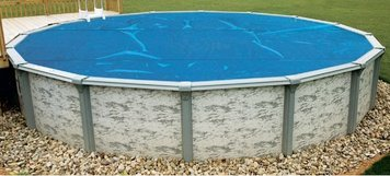 Blue Wave Solar Cover 24' Round Above Ground Swimming Poo...