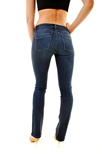 DL1961 Mujer CINDY Slim Boot Jeans 2359 Springfield Talla 28