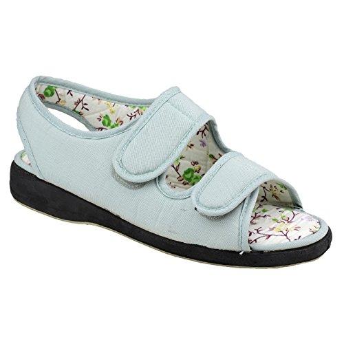 Mirak Fonda Damen Sommer Schuhe Blau