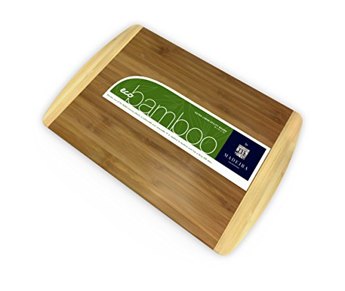 Madeira BM-04 Eco Bamboo Utility Cutting Board, X-Large ()
