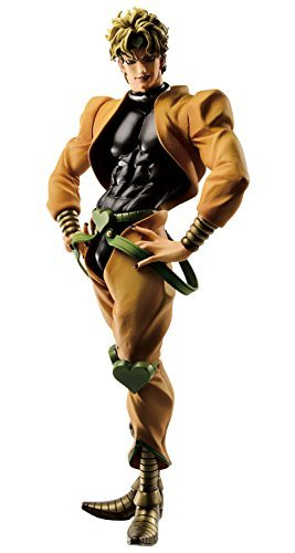 Banpresto Jojo's Bizarre Adventure Stardust Crusaders Jojo's Figure Gallery 4 Dio Action Figure
