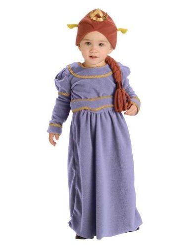 [Princess Fiona Costume - Infant] (Girls Princess Fiona Costumes)
