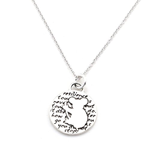 - Kevin N Anna Animals Inspirations Sterling Silver Pendant Necklace,18