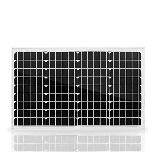 Betop-camp Paneles solares mono de 40W para vehículos recreativos, caravanas, campistas y barcos. Equipado con la línea 0.9M MC4: Amazon.es: Industria, ...