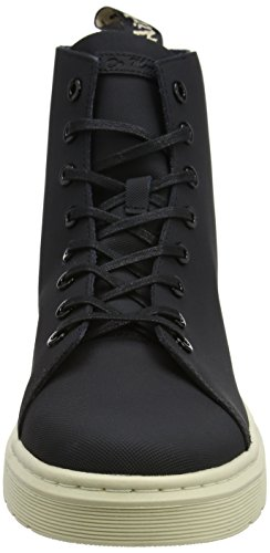 Dr. Martens Unisex Talib 8-Eye Raw Boot Black 20hqU