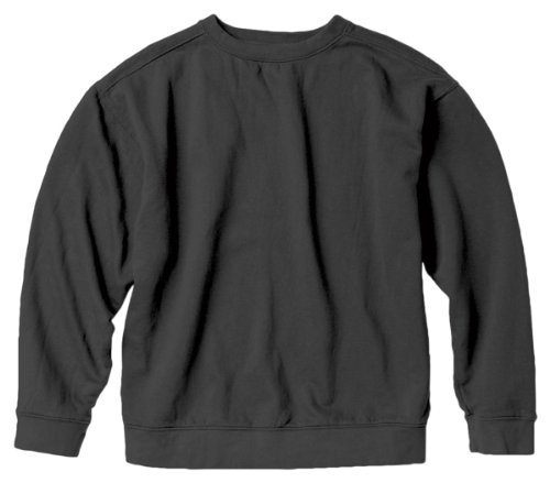 Chouinard Comfort Colors Pigment-Dyed Crewneck Sweatshirt. 1566 - XX-Large - Pepper