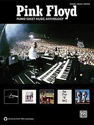 Alfred Pink Floyd: Piano Sheet Music Anthology (P/V/G)