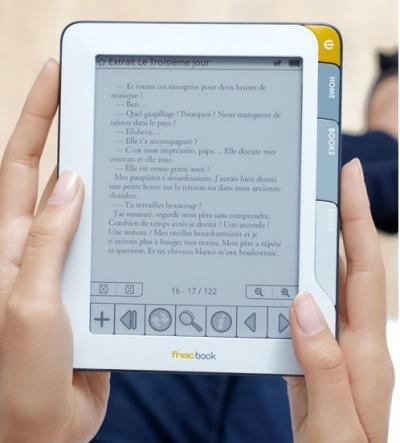 6fc8cbfdd232e FNAC FnacBook Livre Numérique 3G & Wifi + 50 Livres: Amazon.fr: High-tech