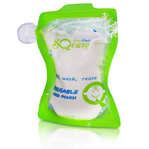 Squeeze Single Reusable Healthy Homemade product image