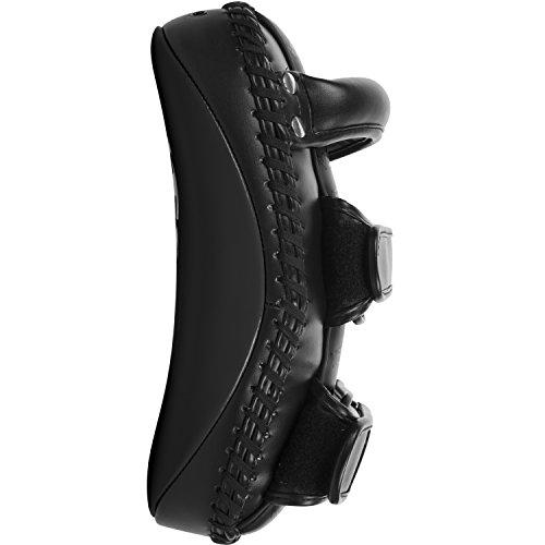 Venum Skintex Leather Light Kick Pad, Matte/Black