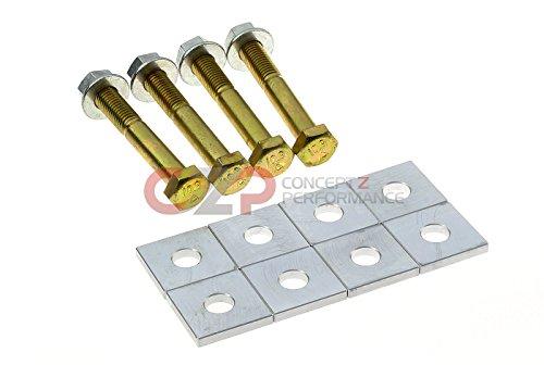 SPL EL Z33 Eccentric Lockout Kit, Non RAS Models - Nissan 350Z Z33 03-08, Infiniti G35 03-06 Sedan/ G35 03-07 Sedan V35 by SPL (Image #1)