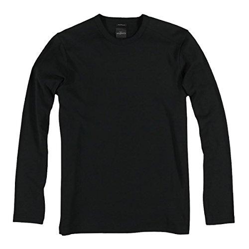 "engbers Herren Shirt ""My Favorite"", 22091, Schwarz"