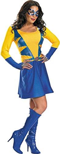 Female Wolverine Costumes (Wolverine female Classic Costume)