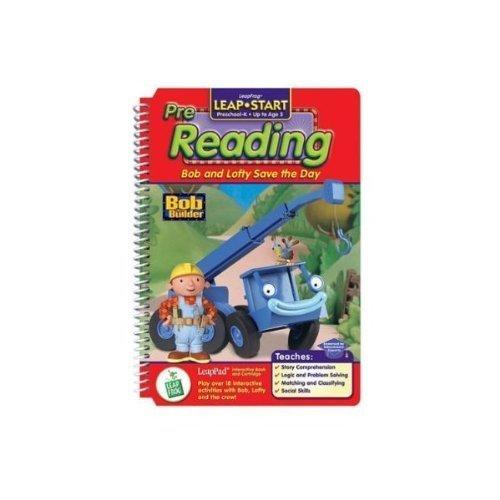 LeapPad LeapFrog Bob & Lofty Save the Day Book