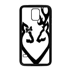 Custom Case Camo Browning for Samsung Galaxy S5 C3G1298175