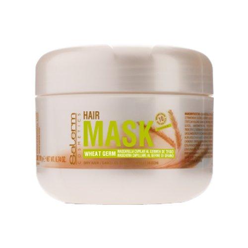 Salerm Capillary Mask Wheat Germ 200 ml / 191 g / 6.74 Oz for Dry Hair