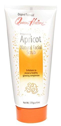 - Queen Helene Invigorating Natural Facial Scrub Apricot -- 6 oz