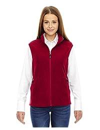 North End 78173 Voyage LadiesFleece Vest