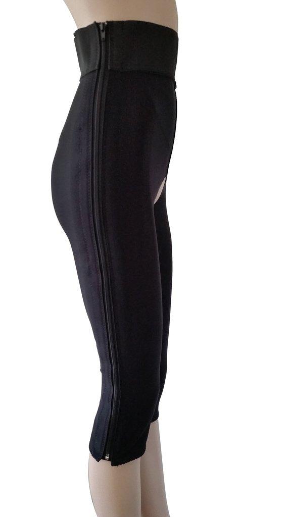Compression Garment, Below the Knee, Post Liposuction, Plastic Surgery Girdle (31'' - 34'' hip measurement) by LipoGarments