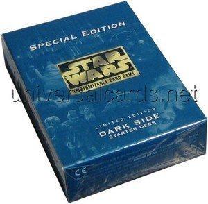 Star Wars CCG Special Edition Dark Side Starter Deck