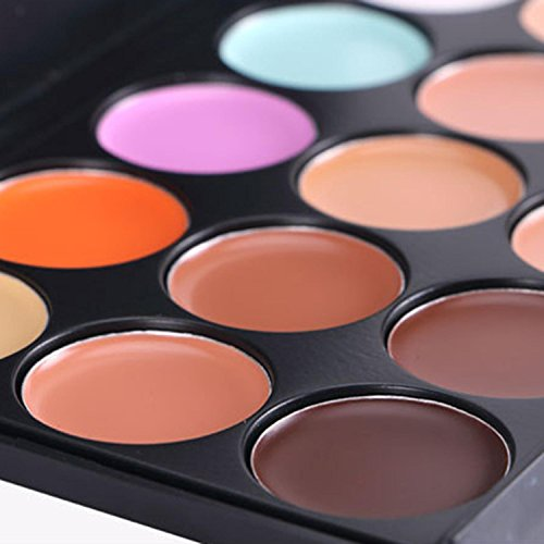 Goldenfox Women Cosmetic Professional Neutral Face Makeup Concealer Palette Concealers & Neutralizers by Goldenfox (Image #5)