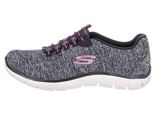 Skechers Empire-Invitation Only Grande Lona Zapatos para Caminar