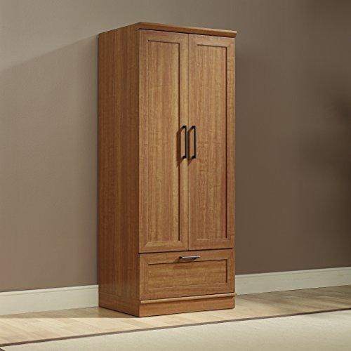 Sauder 411802 HomePlus Wardrobe/Storage Cabinet, L: 28.98