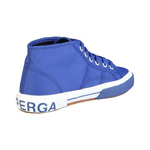 Sneakers Stringate blu 2754 Pluslnylu Donna Superga gwTqCntIY