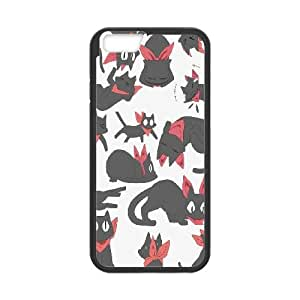 Nichijou iPhone 6 6s Plus 5.5 Inch Cell Phone Case Black gift zhm004-9287870