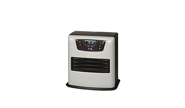 Zibro - Lc 400 wb estufa de combustible electrónica, 04:00 kw, 68 metros cuadrados, blanco/marrón: Amazon.es: Bricolaje y herramientas