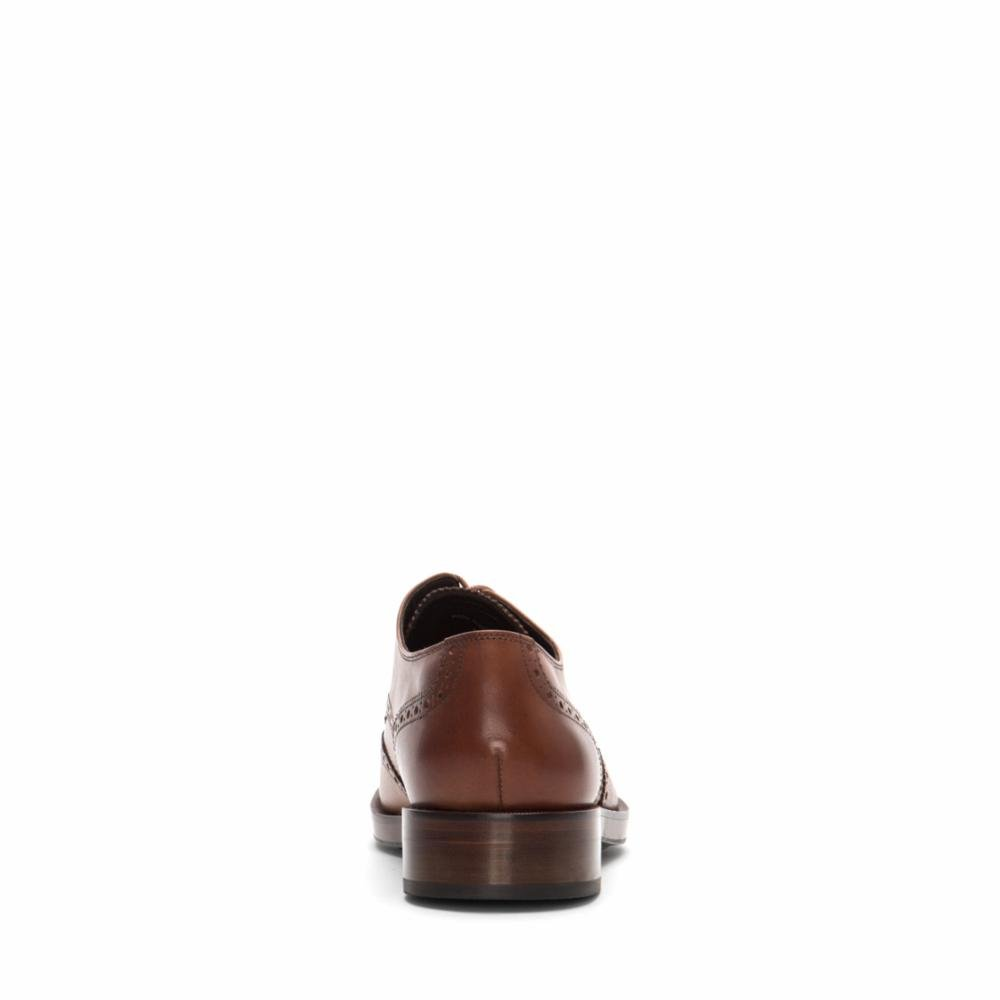 Cole Haan Mens Harrison Grand Short Wingtip Oxford 14 British Tan by Cole Haan (Image #3)