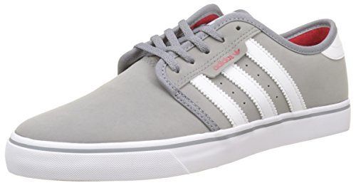 Escarl De Couleurs Chaussures gris Seeley Ftwbla Unisexes Skate Adidas Adultes Varies qvPRYEY