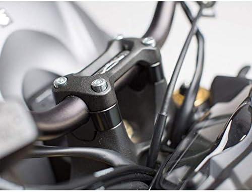 Color : Black Riser 20mm RONGLINGXING 28mm 1 1//8 Handlebar Riser Fat Bar Risers For Honda CB1000R CB650R CB500X CBF125NA CBF300NA VFR1200X 800X CRF1000L CTX700 1300