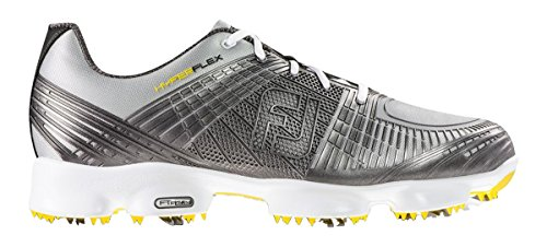 FootJoy New Hyperflex II Golf Shoes Medium (Pick Size/Color) Silver s3DLk