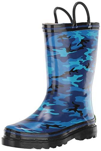 Western Chief Kid's Waterproof Printed Rain Boot