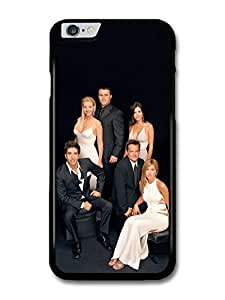 """AMAF ? Accessories Friends TV Series Group Photo Shoot with Dresses and Outfits case for iPhone 6 Plus (5.5"""")"""