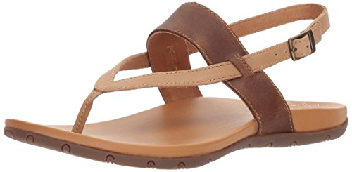 Chaco Women's Maya II Sandal, Sand, 8 Medium US