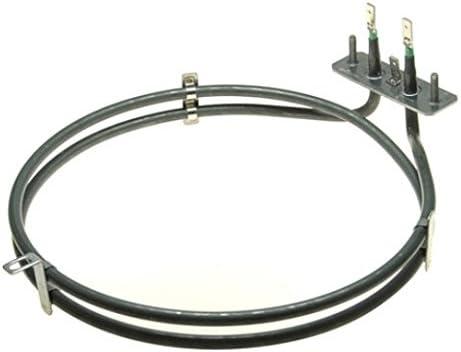 Smeg SP9000B para ventilador de horno 2600 W: Amazon.es: Hogar