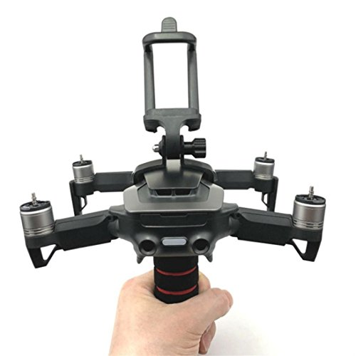 DJI-Mavic-Air-Accessories-Handheld-Gimbal-Holder-Stabilizers-Fixed-Mount-Camera-Bracket-Black