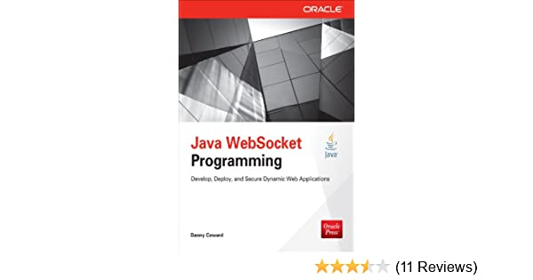 Java WebSocket Programming (Oracle Press) 1, Danny Coward, eBook