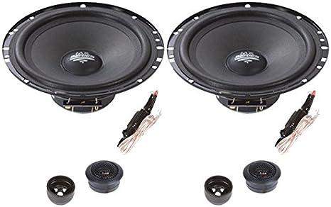 Audio System Mx 165 Evo 2 Wege System 80 Watt 3 Ohm Elektronik