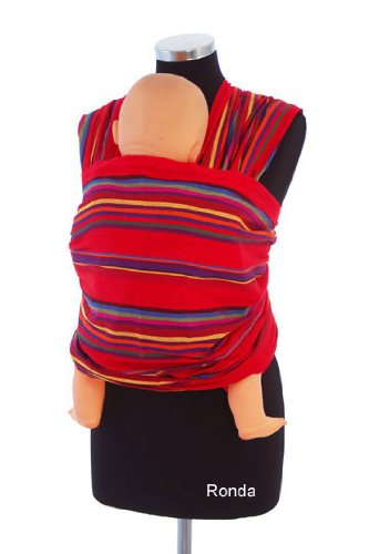 8553273e57a EllaRoo Woven Wrap Baby Carrier Ronda size M - Where to Buy Easiest ...