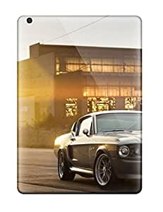 Fashionable Style Case Cover Skin For Ipad Air- Sun Is Shining On The Car