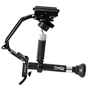 Varizoom STEALTHYPRO Stealthy Pro Camera Stabilizer and Support (Black)