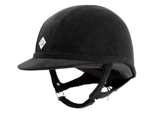 チャールズオーウェンGR8乗馬帽子ブラック6 3/8   B0016SVNK6