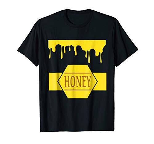 Honeypot Jar of Honey Halloween Costume T-Shirt -